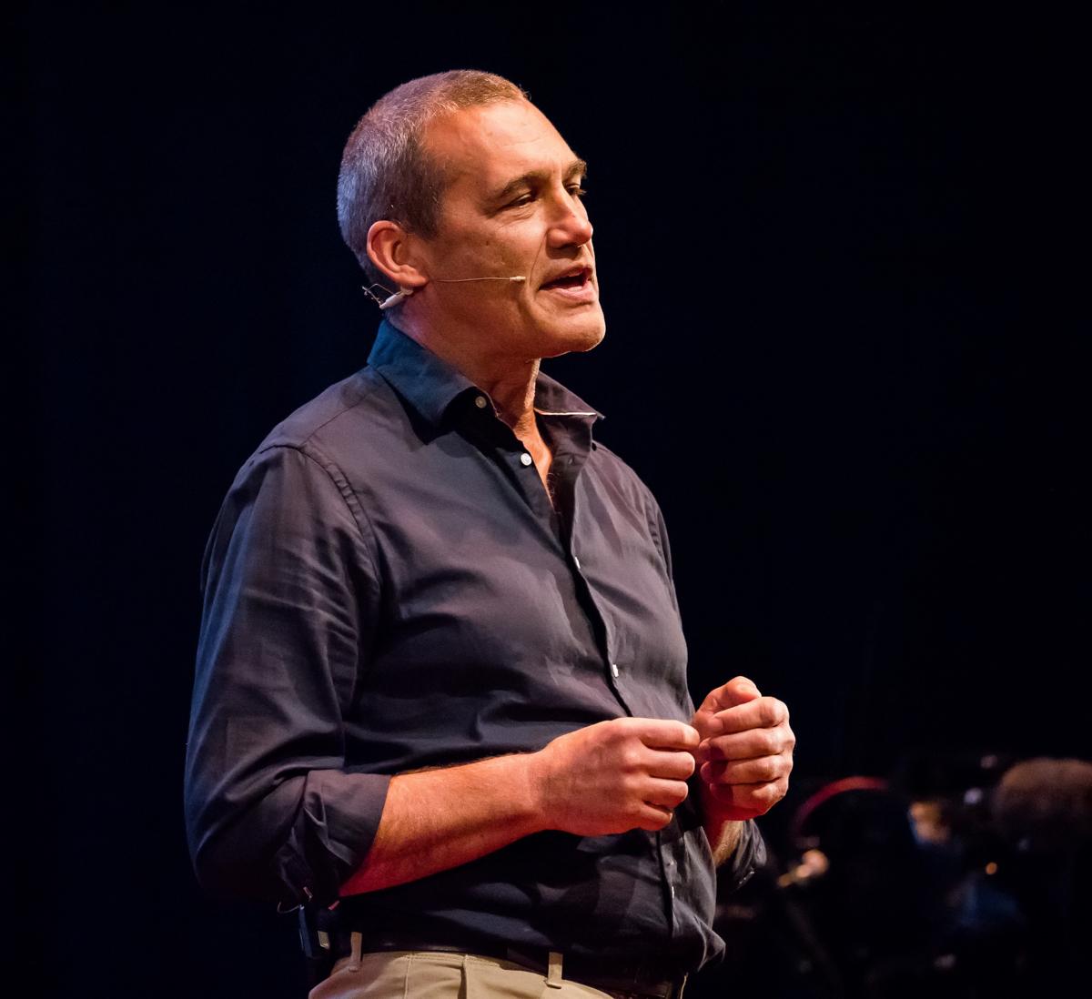 Craig Challen TEDx Perth 2019