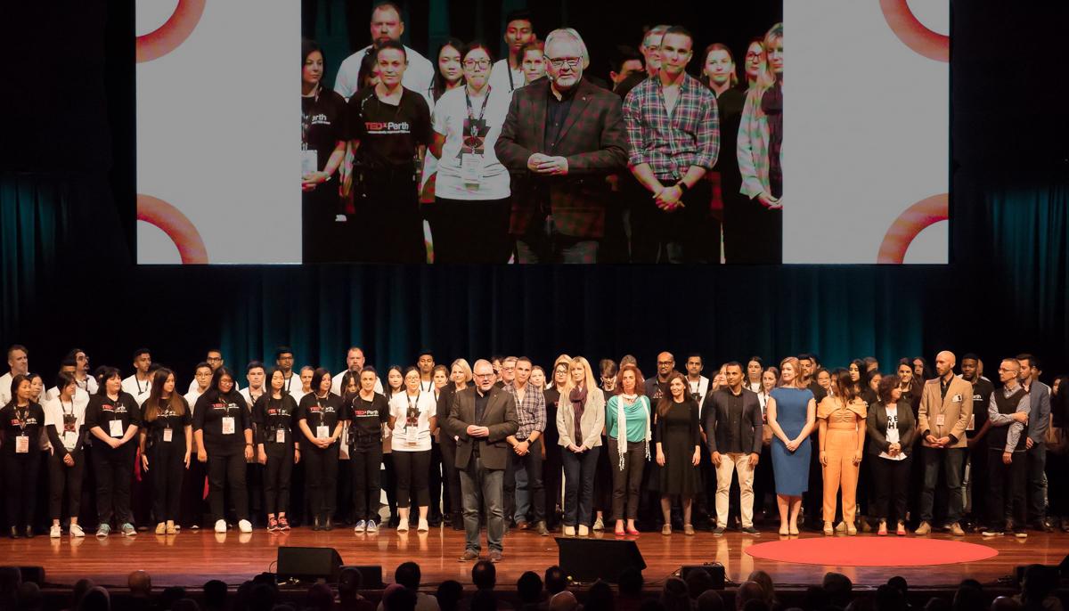TEDx 2019 Wrap