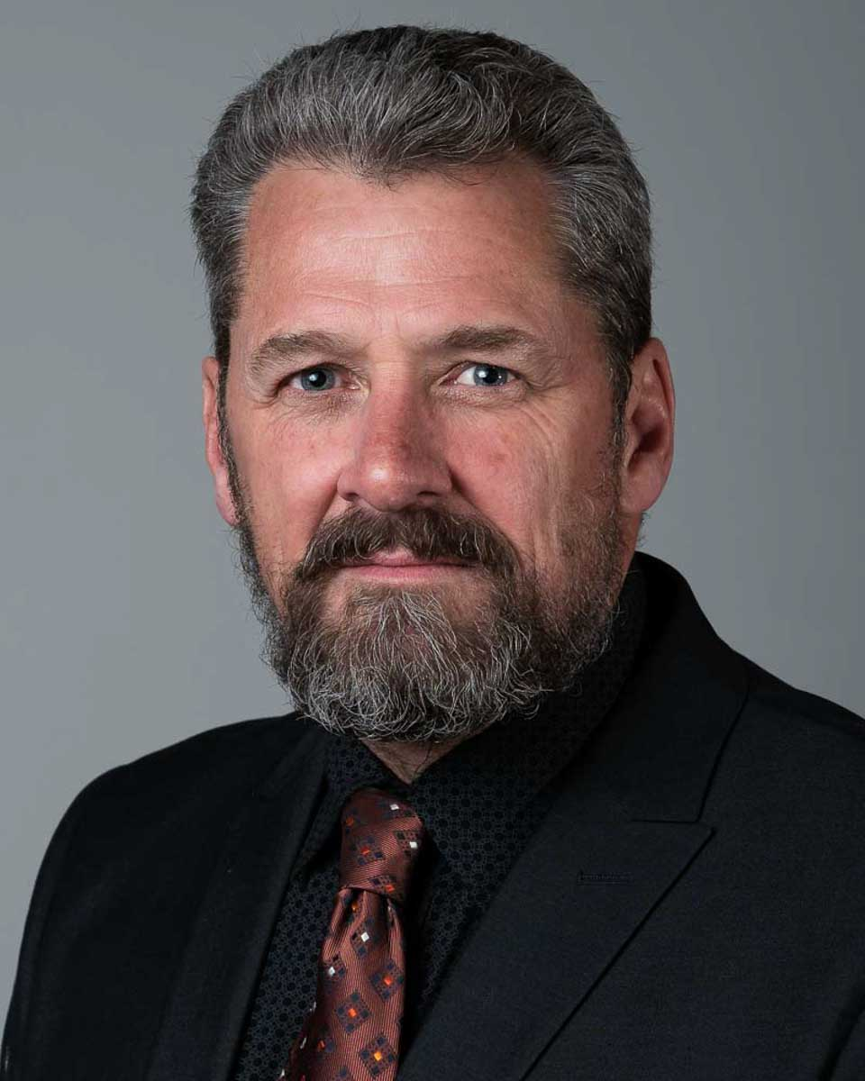 Professional Headshot Portrait Dan Colgan