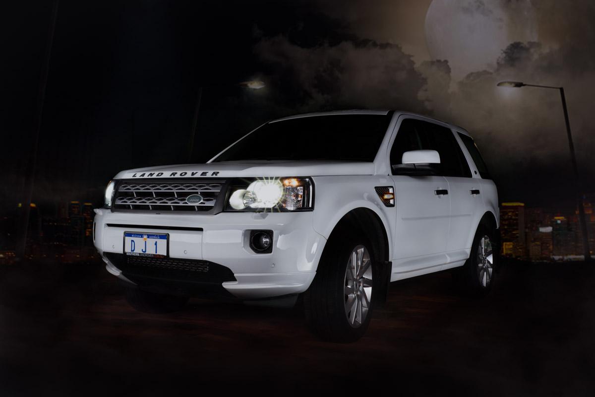 Landrover Freelander 4WD