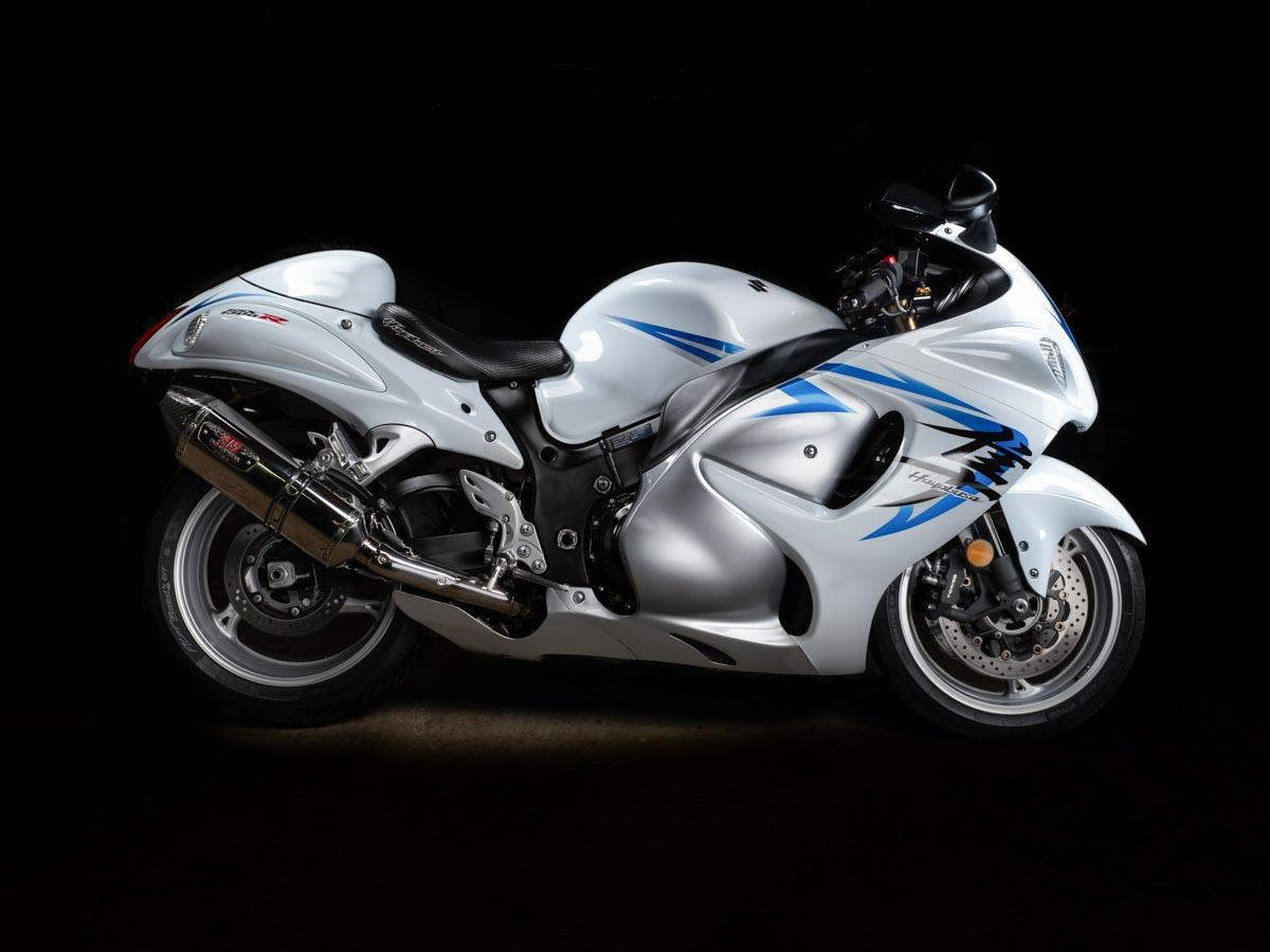 Suzuki Hayabusa Fine Art Motorcycle image