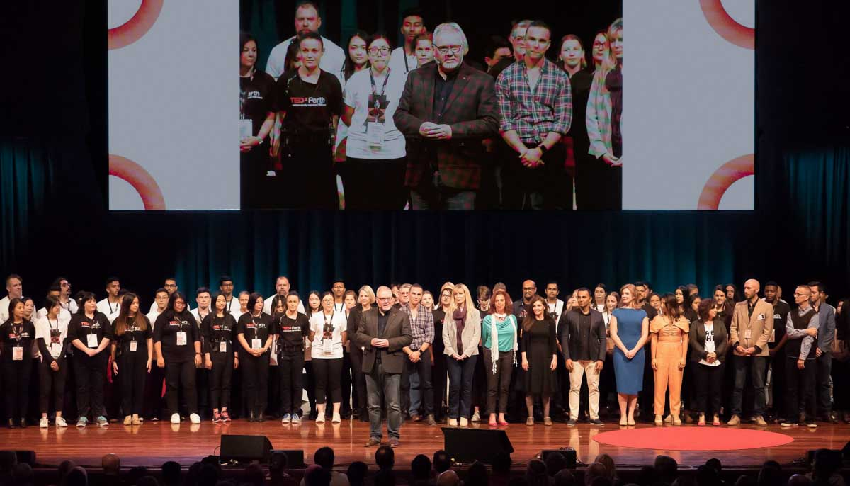 TEDx Wrap Up Perth 2019