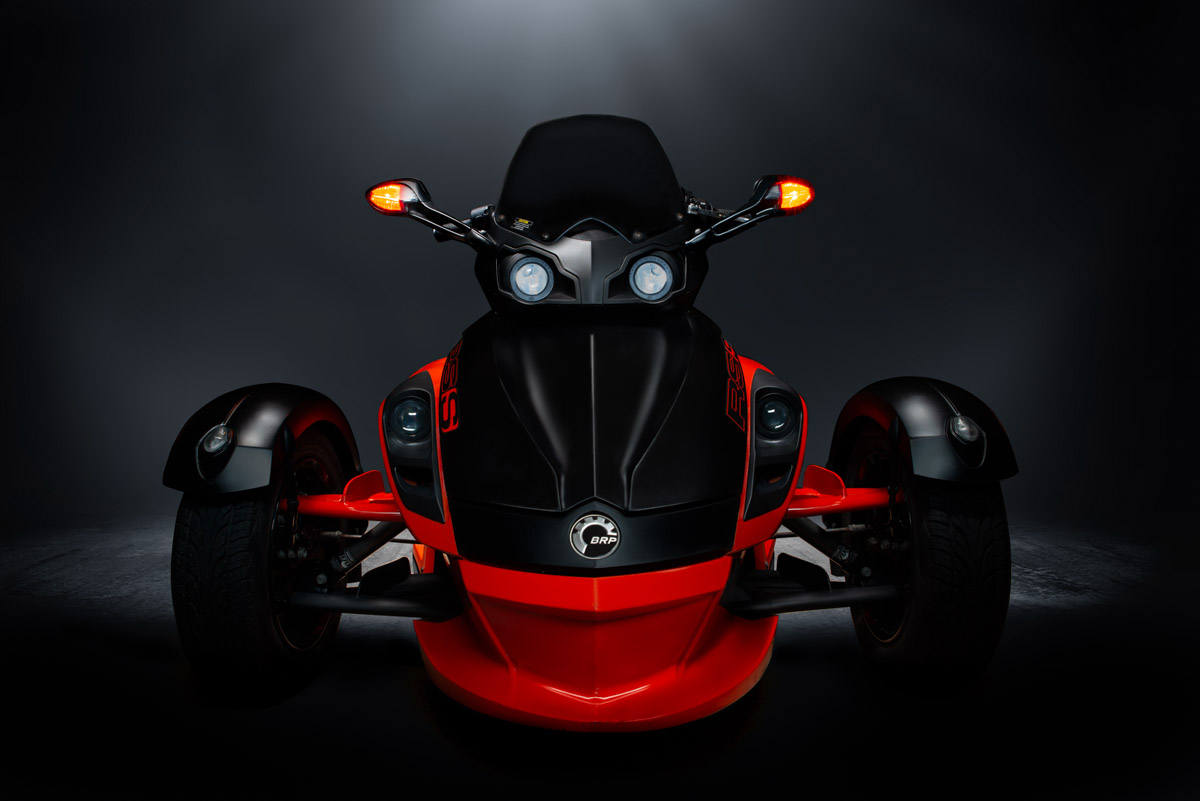 Can Am Spyder